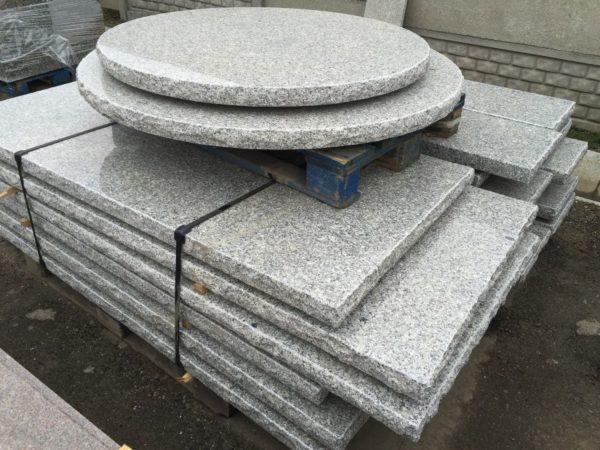 Gartentisch granit