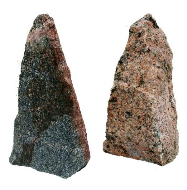 monolith skandinavischer granit multicolor